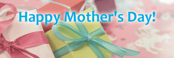 Mother's Day Marketing Email - Happy Mother's Day