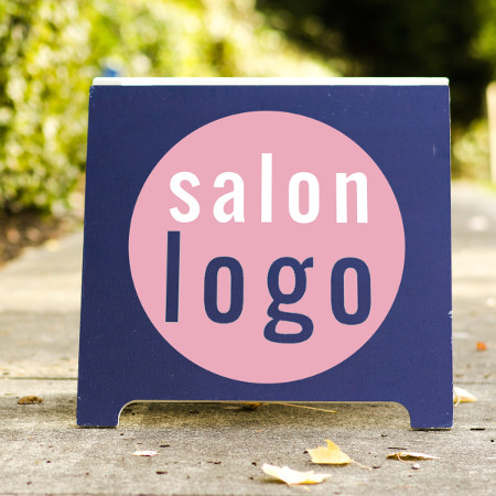 Salon-Signage